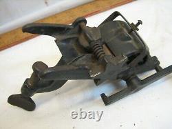 Vintage Cast Iron Cavatelli Pasta Machine Noodle Cutter Tool Maker Gnocchi