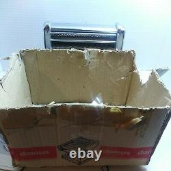 Vintage Domus Pasta Maker roller machine Heavy Duty Made in Italy Clay sculpy