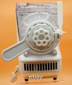Vintage Ronco Popeil Automatic Pasta Maker Machine P400 21 Dies Recipe Book
