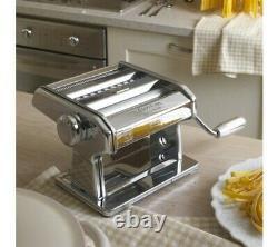 100% Tout Nouveau Marcato Ampia 180 Classic Pasta Machine (fabriqué En Italie)