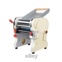 110v Pâtes Électriques À Usage En Acier Inoxydable Maker Machine De Nouilles 3 MM / 9 MM Nouveau