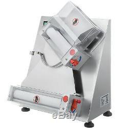 12 Pouces 300mm Rouleau Laminoir Pâtisserie Pâtes Pizza Raviolis Machine Fabricant Roti