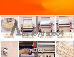 160mm Largeur Commerciale Électrique Pâtes Maker Nouilles Rouleau Machine Accueil Fkm160