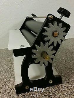 18 Laminoir Fondant Rouleau Tortilla Pizza Pasta Maker Argile Machine De Gâteau