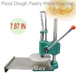 200mm Pâte Rouleau Laminoir Pâtes Pizza Maker Ménagers Pâtisserie Ce Machine