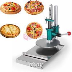 20cmhousehold Pizza Dough Pastry Manual Press Machine Roller Sheeter Pasta Maker
