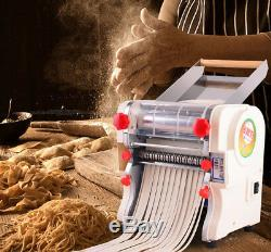 220 V Accueil Commercial Fkm160 Pasta Press Maker Noodle Machine Dumpling Peau 550w