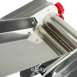 220 V Pâtes Électriques À Usage En Acier Inoxydable Presse Maker Noodle Machine 3/9 MM