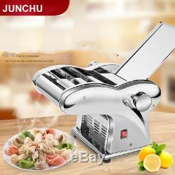 220v Électrique Automatique Dumpling Peau Nouilles Pâtes Maker Machine 5 Types Brade