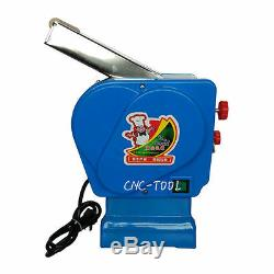 220v Électrique Automatique Maker Machine De Pâtes Rouleau Presse Nouilles Machine De / H