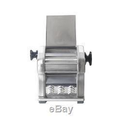 220v Électrique Fabricant De Nouilles Pâtes Maison En Acier Inoxydable Machine De Presse 140mm
