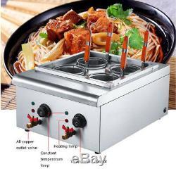 4 Trous Noodles Cuisinière Machine À Pâtes Électrique De Cuisson Maker Machine De Pâtes