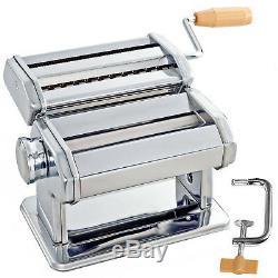 5 En 1 Pâtes En Acier Inoxydable Lasagne Spaghetti Tagliatelle Ravioli Maker Machine