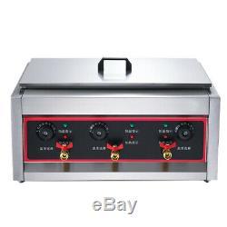 6 Trous Commerciaux Noodles Cuisinière Électrique Pâtes De Cuisson Machine À Pâtes Marqueur
