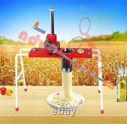 Accueil Acier Inoxydable Manuel Noodle Pasta Maker Noodle Press Machine Pasta Cutter