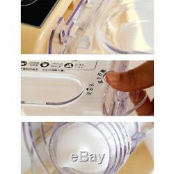 Accueil Électrique Pasta Maker Multi-fonction Spaghetti Nouilles Dumpling Machine De La Peau