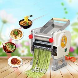Accueil Électrique Pâtes Commercial Press Maker Noodle Machine 3 MM En Acier Inoxydable