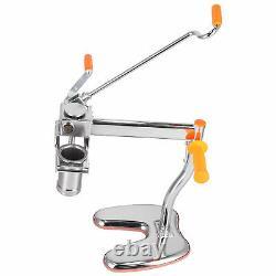 Accueil Manual Noodle Maker Pâtes En Acier Inoxydable Press Making Machine Kitchen G