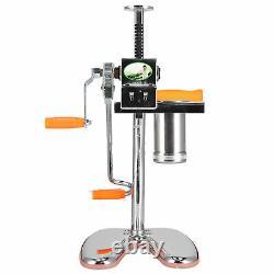 Accueil Manual Noodle Maker Pâtes En Acier Inoxydable Presse Making Machine Kitchen Nouveau