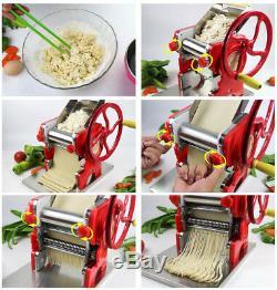 Accueil Manuel Machine À Pâtes Mult-fonctionnelle Maker Noodle Boulette En Acier Inoxydable