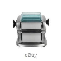 Acier Inoxydable 135w Maison Électrique Spaghetti Machine À Pâtes 2.5mm 4 MM 220 V