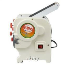 Acier Inoxydable Electric Pasta Press Maker Noodle Machine Home Commercial 220v