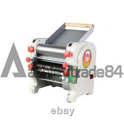 Acier Inoxydable Électrique Pasta Press Maker Noodle Machine Maison Commercial 220v