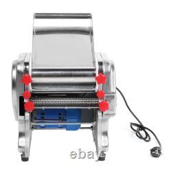 Acier Inoxydable Pâtes Électriques Machine À Presse Noodle Machine Pour La Maison Pratique