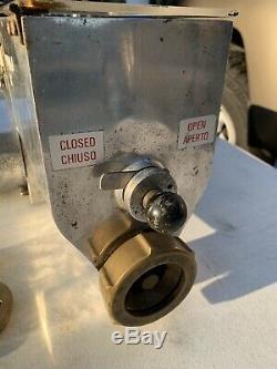 Bottene Pâtes Électrique Nouilles Extrudeuse Machine Maker Italie Industrial Utilisé