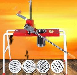 Ce En Acier Inoxydable Manuel Fabricant De Pâtes Nouilles Presse Machine De Pâtes Cutter T