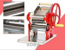Ce Mult-fonctionnelle Machine Manuelle De Nouilles Pasta Dumpling Skin Maker Machine