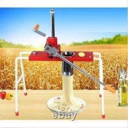 Coupeur De Pâtes Manuel En Acier Inoxydable Noodle Pasta Maker Noodle Press Machine Pasta