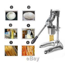 Cuisine Pâtes De Nouilles En Acier Inoxydable Légumes Maker Machine De Presse Squeezers