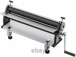 Dkn 19-inch Pizza Dough Roller Machine Avec Hand Crank Pasta Maker Sheeter