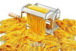 Double Cutter Machine À Pâtes Imperia Italienne Top Cuisine Marque Premium