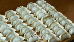 Dumpling Machine Fabricant De Pâtes Raviolis Risto Pelmeniza Akita
