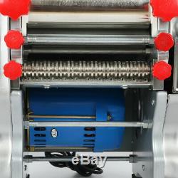 Électrique 110v Pâtes En Acier Inoxydable Presse Maker Nouilles Machine Dumpling Peau
