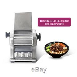 Électrique Automatique De Nouilles Machine À Pâtes Rouleau Machine Spaghetti Maker Ménage