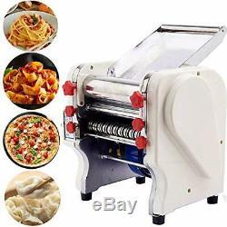 Électrique Automatique Machine À Pâtes Maker Avec L'acier Inoxydable De Nouilles Pâte Rouleau