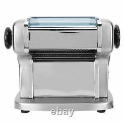 Électrique Noodle Maker Pasta Dough Dumpling Pâtisserie Presse Machine Avec 2 Blades