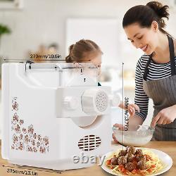 Fabricant Automatique De Pâtes, Machine Électrique De Pâtes De 180w, Nouille Entièrement Automatique Avec