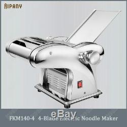 Fabricant De Nouilles Électrique Inox, Machine Fabricant De Pâtes À Rouleaux De Pâte Laminoir