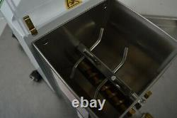 Fimar Fresh Pasta Machine Mpf 2,5n 4 Buses En Laiton + Couteau De Coupe Livraison Gratuite