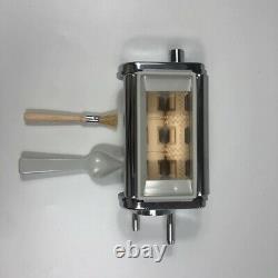 Fixation Domestique De Machine De Fabricant De Ravioli En Acier Inoxydable Pour Le Mélangeur D'aide De Cuisine