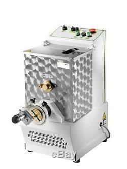 Fresh Pasta Nouilles Machine Maker 8 Kgs 17 Lb 15 Die Pâtes Et Fraises Inclus