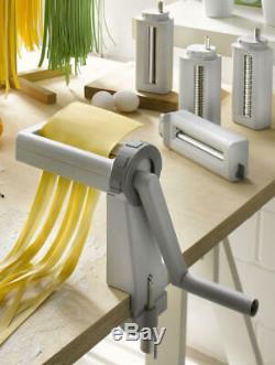 Gsd Set Nudelmaschine Fabriqué En Allemagne Pâtes Noodle Making Machine Pates Lasagne
