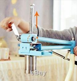 Hanchen Manuel Pâtes Nouilles Maker Lavable À La Machine Udon Soba Avec 4 Disques Mise En Forme