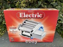 Imperia Electric Pasta Machine Avec Pasta Facile Motor