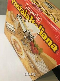 Imperia Pasta Maker Machine Set Kit Pastaiaitalanda Made Italy From John Lewis Imperia Pasta Maker Machine Set Kit Pastiaitaliana Made Italy From John Lewis Imperia Pasta Maker Machine Set Kit Pastiaita