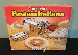 Imperia Pasta Maker Machine Set Kit Pastaiaitaliana Made Italy From John Lewis